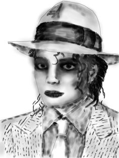 Michael Jackson, © Jeroen Zwaan