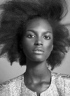 Ghetto.Miss.Afro™: Model Inspiration