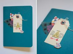 Kelly Purkey's mini book.