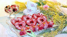Малиново-ореховое пирожное, пошаговый рецепт с фото