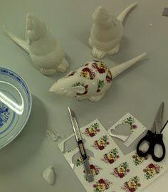 EUGENE HŐN : CERAMIC ARTIST: Ceramic Transfer and Decal Application Techniques