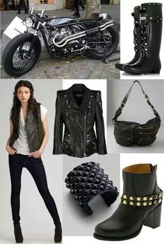 Chanel Moto Collection