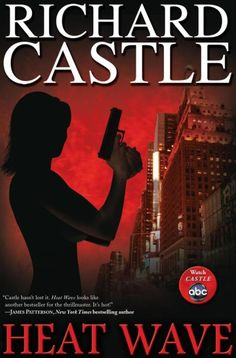 Richard Castle series - they are JUST like the show; silly and entertaining.