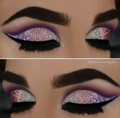 50 Eye Makeup Ideas This make-up would fit in with a long dress to land in a similar shades for an outstanding entertainment. Purple color to brown – haired ladies stands perfectly. - Das schönste Make-up Makeup Goals, Makeup Tips, Beauty Makeup, Makeup Ideas, Makeup Geek, Makeup Hacks, Makeup Tutorials, Makeup Trends, Makeup Inspo