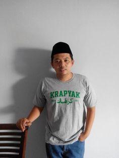 Saya santri Pesantren Krapyak Jogjakarta.