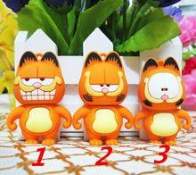Hot Sale Garfield Cartoons USB Flash Drive Pendrive 4GB 8GB 16GB USB Stick External Memory Storage Pen Drive(China (Mainland))