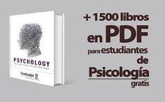 Resultado de imagen para libros de psicología