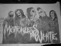 motionless in white cartoon - Google Search