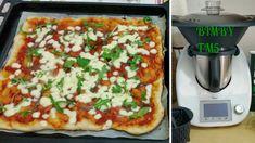 BIMBY TM5: IMPASTO PIZZA AL FARRO A LUNGA LIEVITAZIONE 15 ORE | pizza ho...