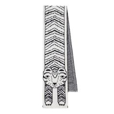 Tiger Scarf by Donna Wilson #accessories