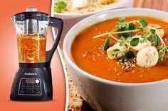 Cucinare Soup Maker.......No ordinary blender this cooks it too....Great