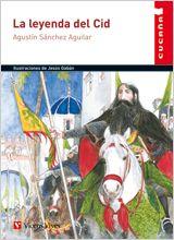 #Reseña de La leyenda del Cid. Una #novela que cuenta la vida del #Cid de forma magistral