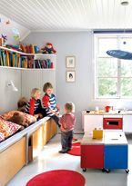 Finland Children's Rooms (Paumes)
