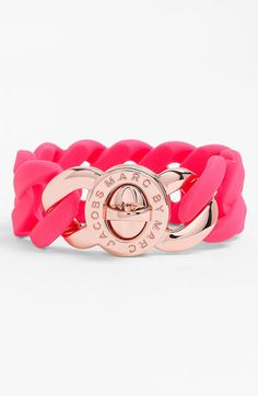 MARC BY MARC JACOBS 'Turnlock - Katie' Stretch Bracelet | Nordstrom