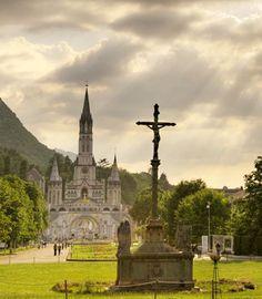 Image Detail for - Lourdes, France