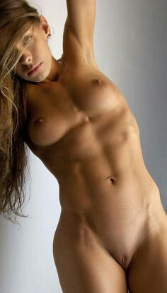 Sexy fit women nude