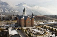 'See the history': Interesting facts reflect the story behind the Provo City Center Temple