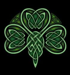 shamrock tattoo...not for me, but I know a few people who would love this
