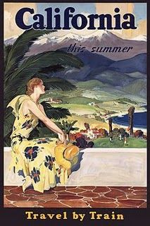 BEEN: San Diego, LA, Pasadena, Long Beach, Carlsbad, El Cajon, Chino, Temecula, Julian - would LOVE to revisit!!!   (vintage:California c.1934)