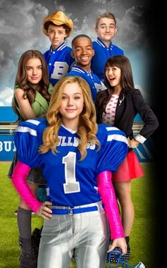 This show bella and the bulldogs shows that girls CAN do what boys can do. It is my new favorite show.  Go watch it. It is so amazing and funny. This show inspires me