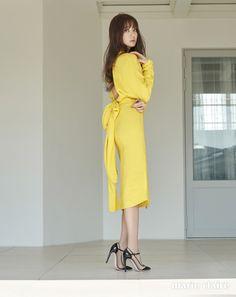 므흣한 블로그 :: 윤은혜 마리끌레르 화보