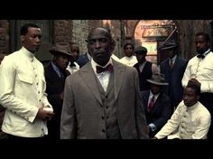 Chalky White and Richard Harrow shake hands in new 'Boardwalk Empire' clip