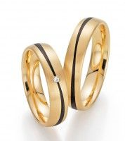 Trauringe Fischer Carbon Gold 22 01310/050 -> 1.550 €