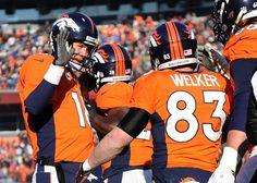 denver broncos | Denver Broncos Rumors: Wes Welker Out Until Playoffs Means Trouble For ...