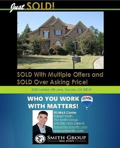 SOLD With Multiple Offers and Sold Over Asking Price!