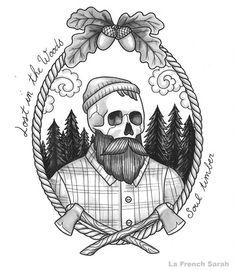 tattoo old school woods - Google-søgning