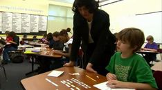 Math teachers know that different students approach the same problem in different ways. Watch a video that shows how teachers can take advantage of the multiple approaches students take to solve a single problem. Teaching Fractions, Adding Fractions, Maths, Core Learning, Date Ideas For New Couples, Teaching Channel, School Leadership, School Videos, Teaching Strategies