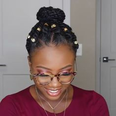 53 Box Braids Hairstyles That Rock - Hairstyles Trends Protective Hairstyles For Natural Hair, Natural Hair Braids, Braids For Black Hair, Cute Hairstyles For Short Hair, Natural Hair Styles, Short Hair Styles, Short Twists Natural Hair, Short Natural Hairstyles For Black Women Tapered, Simple Natural Hairstyles