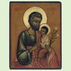 clear-creek-abbey-icon-St-Joseph-and-Christ-blue-300