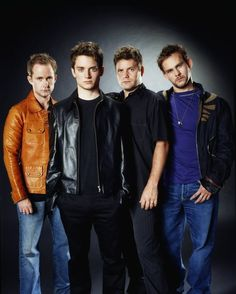 Billy Boyd, Elijah Wood, Sean Astin and Dominic Monaghan