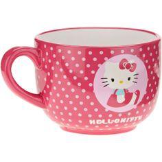 Hello Kitty Novelty Mug