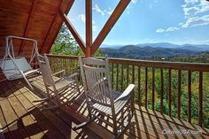 A Lazy Bears Hideaway cabin rental in Pigeon Forge, TN.  This beautiful two story cabin is located just a few miles from downtown Pigeon Forge and all the entertainment, shopping, and restaurants it has to offer! A Lazy Bear's Hideaway features 2 decks with rocking chairs, a swing, and a hot tub, making it the perfect place to relax and enjoy the beauty of the Smoky Mountains. The loft game room is located upstairs and is complete with a pool table and a futon.