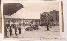 Puerto de Sagunto. Plaza de la Republica. Muy Animada. Regtor, sin circular