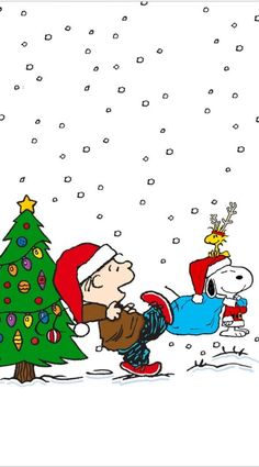 Snoopy, Woodstock, Linus lock screen, background wallpaper for cellphone android iPhone- Peanuts Cute Christmas Wallpaper, Holiday Wallpaper, Winter Wallpaper, Christmas Background, Peanuts Christmas, Charlie Brown Christmas, Winter Christmas, Linus Van Pelt, Charlie Brown Und Snoopy