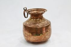 Hand made Copper Gaggar or vessel