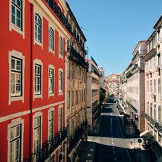 Lisbon in Portugal / photo by Georgy Tolstoy