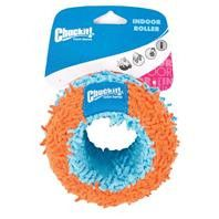 Canine Hardware Inc Chuckit! Indoor Roller Dog Toy 05212201/212201 - Designed for indoor games of fetch and interactive play. - Soft and resilient. - Fits Chuckit! Indoor launcher.
