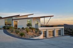 A cantilevered cliffside home overlooking San Diego is up for sale
