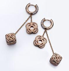 #Barcelona collection from Ramon Jewellers.   #finejewellery  #luxuryjewellery #jewelry  #diamond #jewellry #diamondjewelry  #gold #earrings