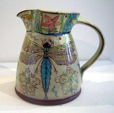 Maureen Minchin Pottery - beautiful!