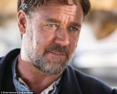 Alright, Russell fans, here comes Russell's first film he has directed AND starred in, 'The Water Diviner.' Hollywood star Russell Crowe, in a scene from forthcoming movie 'The Water Diviner' in which he plays a distraught father looking to retrieve his sons bones and bury them in their native land.