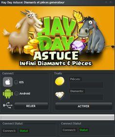 Hay Day Astuce Frayez-vous un chemin vers la domination dans Hay Day avec un nombre illimité de diamants et de pièces http://www.astucehayday.com/