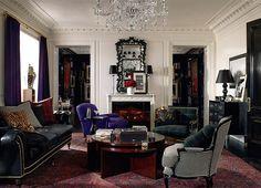 ralph lauren black bedding | Ralph Lauren Apartment No. One Collection