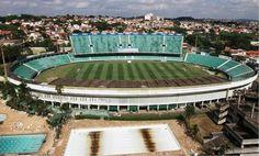 Estádio Brinco de Ouro da Princesa - Campinas
