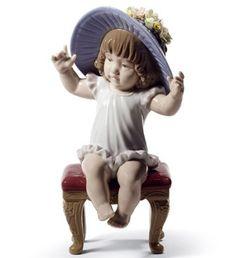 01008716  LA PAMELA DE MAMÁ   Año de lanzamiento: 2013  Escultor: José Santaeulalia  Medidas: 21x11 cm