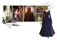 """""""Riverrun"""" by summersdream ❤ liked on Polyvore featuring Wet Seal, Carolee, Chanel, Pippa Small and PATH"""